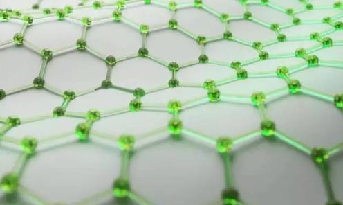 这种特殊的结构使得石墨烯具有比铜更优良的导电性
